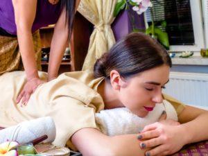Thai Traditionele Massage