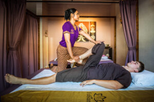 fasiam-Traditionele Thaise Yoga Massage